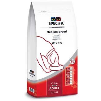 SPECIFIC CXD-M Adult Medium Breed 14 kg