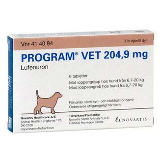 Program Vet hund 6,7 – 20 kg.