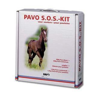 Pavo S.O.S. Kit til føl