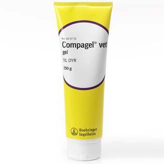 Compagel vet. 250ml