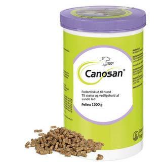 Canosan pellets til hund 1,3 kg