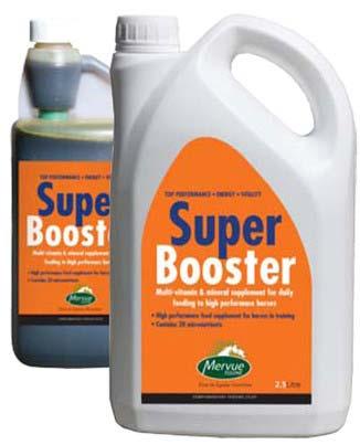 Mervue SuperBooster 2.5 liter