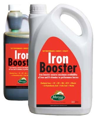 Mervue IronBooster 2.5 liter