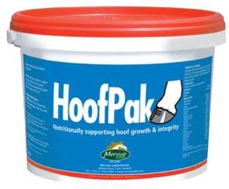 Mervue HoofPak (2 kg pulver)
