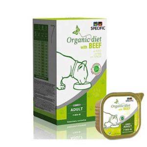 SPECIFIC F-BIO-W Organic Beef