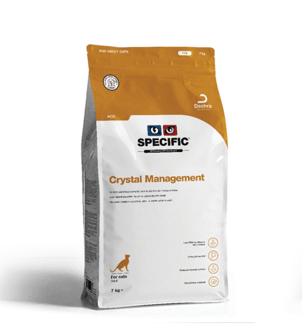 SPECIFIC FCD Crystal Management 2x7kg