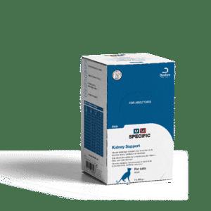SPECIFIC FKW Kidney Support 100g. vådfoder til katte 24 pakker med 7 stk.