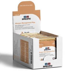 SPECIFIC FOW HY Allergy Management Plus 100g. vådfoder til katte 4 pakker med 7 stk.