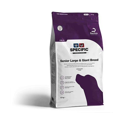SPECIFIC CGD XL Senior Large & Giant Breed 2x12kg