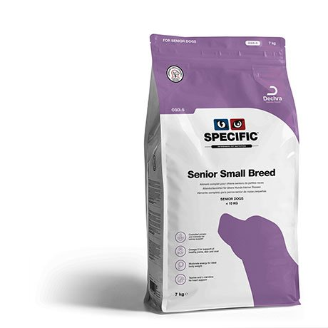 SPECIFIC CGD S Senior Small Breed 6x7kg
