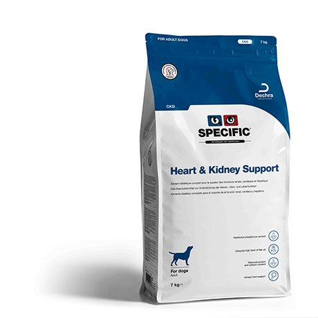 SPECIFIC CKD Heart & Kidney Support 6x12kg