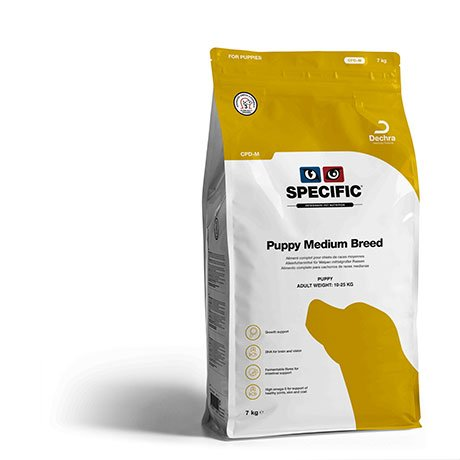 SPECIFIC CPD M Puppy Medium Breed 6x12kg