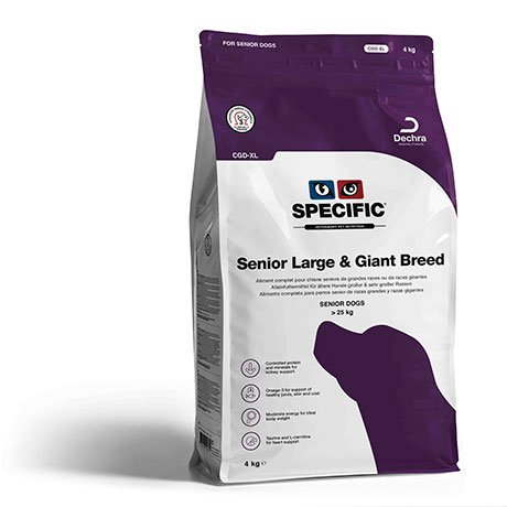 SPECIFIC CGD XL Senior Large & Giant Breed 4kg